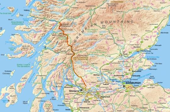 Trasa West Highland Way